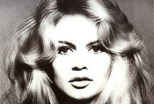 Brigitte Bardot / by Jean-Christophe