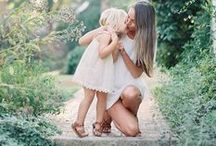 Lifestyle:  Mother & Daughter