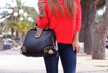 Styles I love! / Style  / by Crystal Hernandez