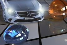 3D State-of-the-Art #MercedesBenz TAEVision #NY #NYC / 3D Scenes State-of-the-Art #MercedesBenz - TAEVision Press page profiles...