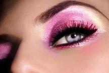 Eye-catching make-up