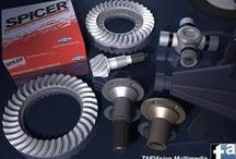 3D Scenes - TAEVision Multimedia - Material Handling - Industrial Equipment ForkLift / Material Handling. Logistics. Transport.