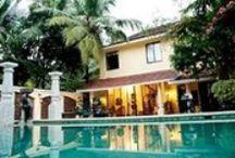 Siolim Villas / Beautifully restored villas near the best beaches of North Goa.