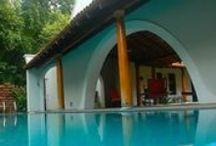 Salcete Villas / A tastefully designed luxurious villa near a charming Goan village.