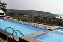 Bambolim Villas / A cool spacious villa with fantastic views in an ideal location.