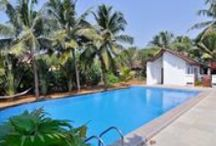 Calangute Villas / An oasis of tranquility just a gentle stroll from Calangute beach.
