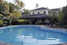 Nerul Villas / Beautiful stately mansion set in exquisite gardens.