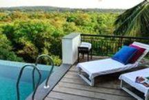 Saipem Villas / A modern villa with spectacular views.