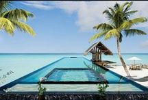 Hotel Pools / http://hotelinteriordesigns.eu/top-10-of-the-most-incredible-hotel-pools-around-the-world/