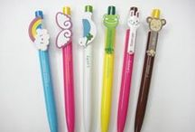 Super Cute Stationery / ...because a girl can NEVER have too much cute stationery >_<