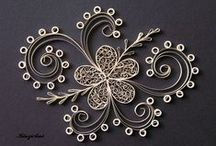 quilling / Quilling dyi
