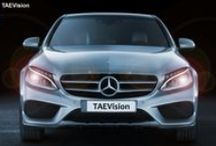 Automotive - 3D Scenes TAEVision Technology and Engineering / Automotive Applications. 3D Renders