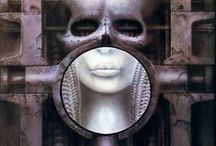 HR GIGER - Jane Bordeaux Music Inspirational Art Gallery / The song everyone is talking about 'EROTICATION' By Jane Bordeaux was inspired by the sexual art work, drawings and amazing sculptures created by Swiss Artist: H.R. GIGER  www.JaneBordeaux.com