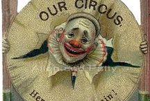 Circus! / by Selene Paxton-Brooks