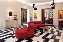 Paris Hotel Interior Designs
