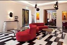 Paris Hotel Interior Designs