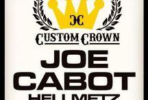 Joe Cabot Custom Crown Hellmetz