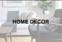 Home   Decor / Beautiful home design. Urban living. Modern decor.