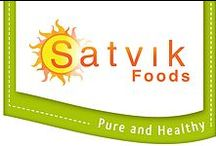 """Satvik Foods / Satvik Foods means """"Goodness"""". Our products are consciously prepared to nourish your mind, body and soul.  Satvik Foods is an Australian business in the foothills of Mt Warning Northern NSW, created by three lifelong vegetarian women, that are passionate about pure healthy foods."""