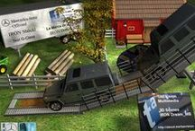 TAEVision Mercedes-Benz Off-Road IRON Project