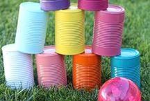 Fun SUMMER Activities for Kids / FUN SUMMER for kids - Play Ideas, Awesome Activities and Cute Summer Crafts!