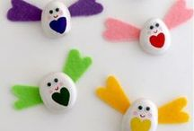 Cute Kids Crafts / Cute, easy and fun craft ideas for kids!