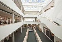 University of Erfurt Library / The University Library of the University of Erfurt (building)