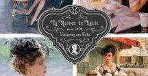 La Maison de Katie (Victorian era cafè)