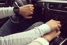 Pary w samochodzie