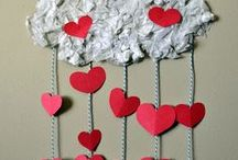 VALENTINE'S DAY activities for kids / Cute and fun Valentine's Day crafts & activities for kids!