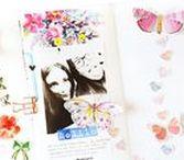 Maryám Pérez - Traveler's Notebook Pages