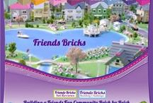 Friends Bricks community