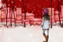 illustrations -books- kids-angels