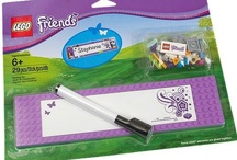 Friends Gear / Bricks & stuff to make Friends even more fun to build!