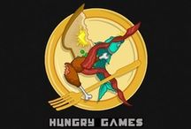 The Hunger Games / by Morgan Hullinger