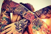 INK. / Body art