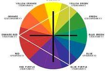 COLORS - COLORES / All about different colors - Todo acerca de diferentes colores