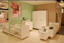 Baby- en kinderkamers / Inspiratie en de nieuwste trends voor de inrichting van de baby- en kinderkamer
