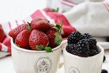 ✒ Fruit & Berries...
