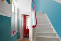 floor and stairs................................