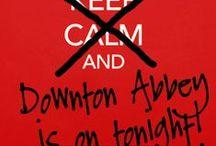 ✒ Downton Abbey fun...