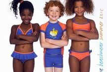 Fashion Swimwear / Trendy badmode voor kinderen.
