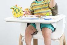 Fashion babyartikelen / Babyproducten met een hoog fashion gehalte.