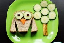 What's for lunch? / Kid snacks and lunchbox ideas
