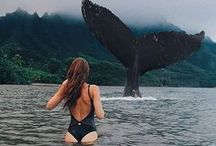 Outdoor & Fitness Inspiration / Outdoor adventures and natural beauty