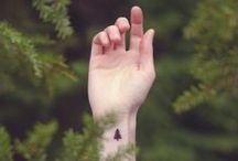 Tatuaggi / Un tatuaggio è per sempre.