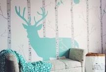 WALLPAPER BY BC MAGIC WALLPAPER / Self-adhesive, Reposition-able & Removable wallpaper by BC Magic Wallpaper