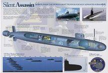 Bateaux - sous-marins