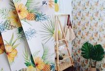 BESPOKE WALLPAPER / Custom designs by BC Magic Wallpaper