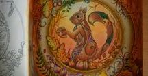 Johanna Basford/ My Coloring Book/galery